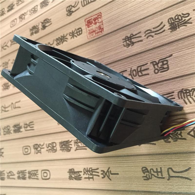 AVC DB12738B48F-P014 48V 0.86A 12.7cm PWM cooling fan