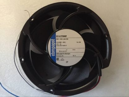 ebmpapst 6314/2TDHHP DC 24V 67W Axial Ball Bearing Fan
