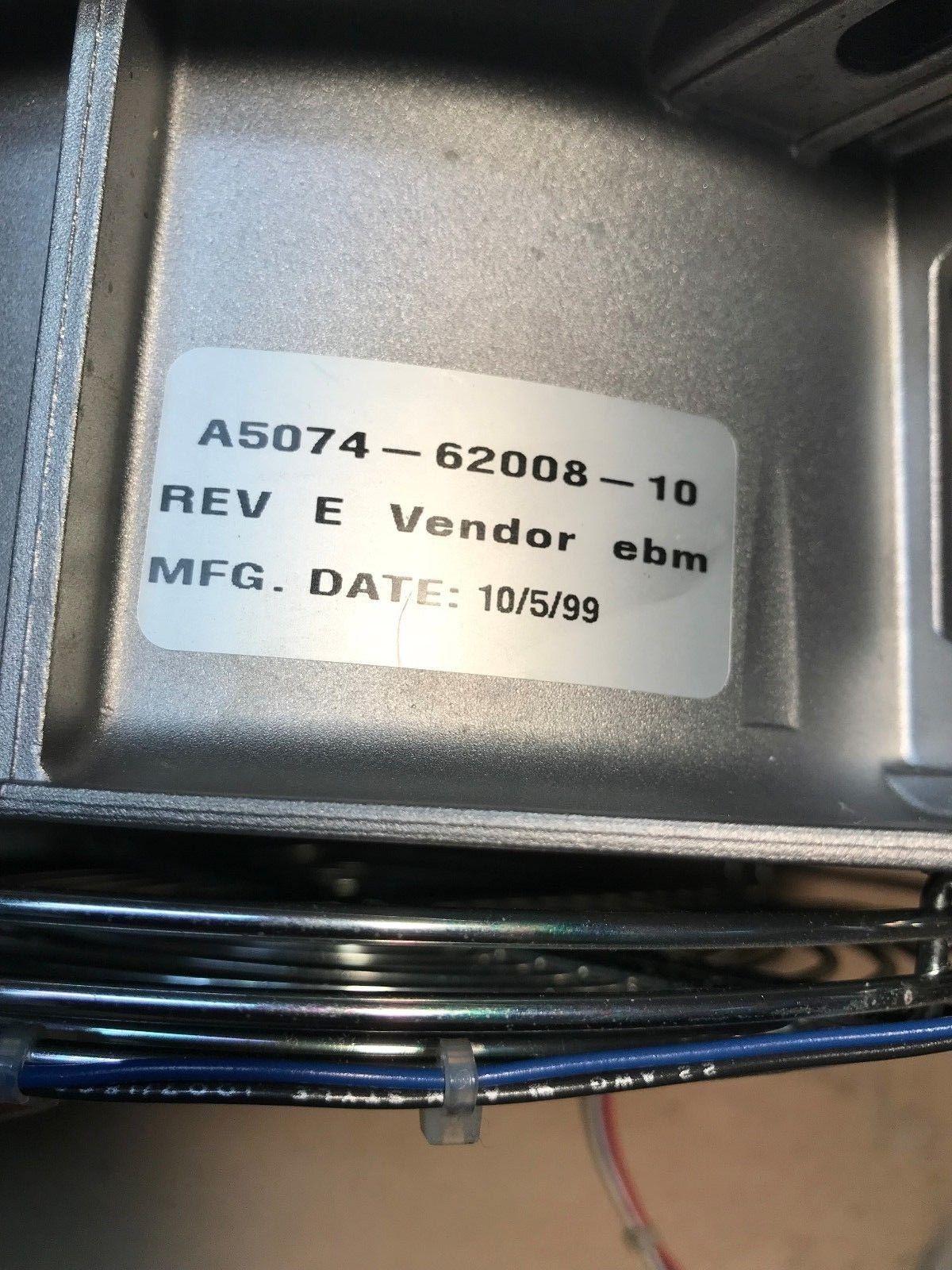 ebm W1G200-HH01-12 48V SX impedance proteced 45W fan