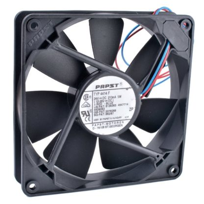 PAPST TYP4414F 24V DC 210mA 5W axial cooling fan