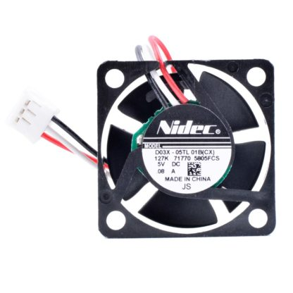 Nidec D03X-05TL 01B 5V 0.08A Router Network Box Small cooling fan