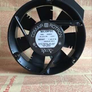 COMAIR Rotron PQ24B4 DC 24V 1A inverter metal server cooling fan