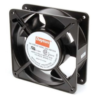 "DAYTON 4WT47 115VAC 4-11/16"" Square Axial Cooling Fan"