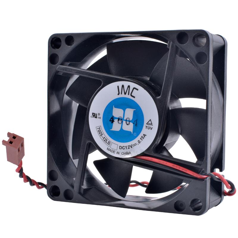 JMC 7025-12LS DC12V 0.15A Computer chassis DIY cooling fan