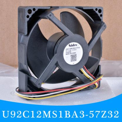 Nidec U92C12MS1BA3-57Z32 12VDC 0.14A refrigerator fan
