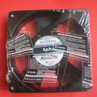 KAKU KA1225HA2 AC220V ball bearing metal frame cooling fan