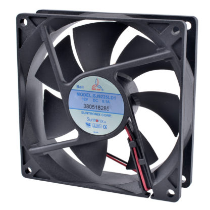 SAN JUN SJ9225LD1 12V 0.10A Double ball bearing super quiet cooling fan