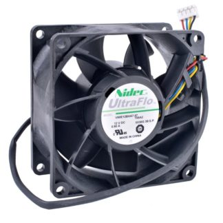 NMB 3610KL-04W-B69 12V DC 0.56A Double ball bearing fan