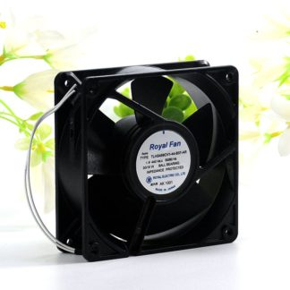 Royal Fan TLHS459CV1-44-B37-AR 440VAC 18W cooling fan