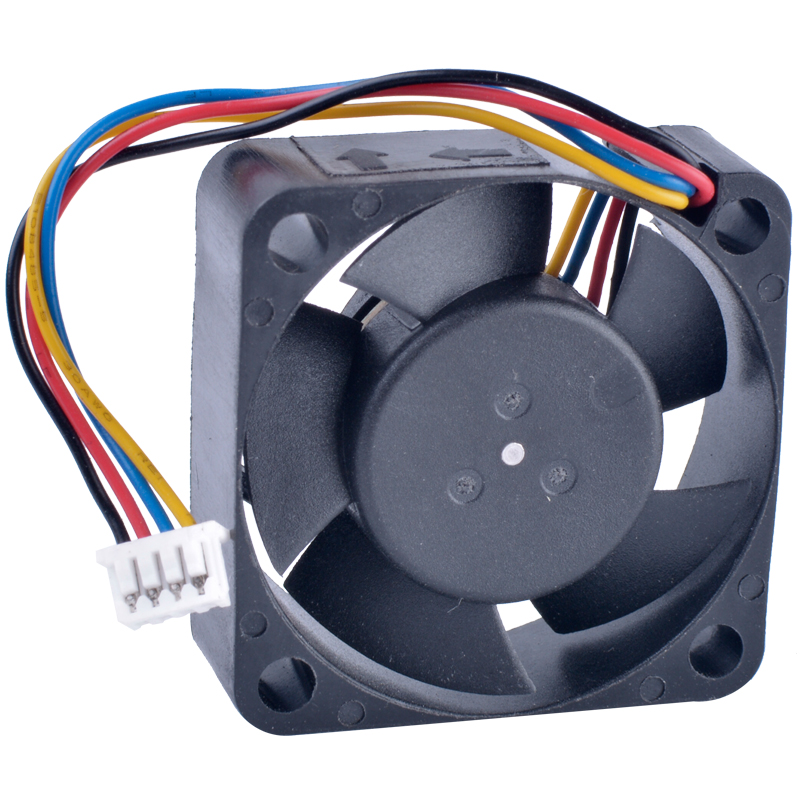 FOXCONN PVA030C05L-P01 DC5V 0.055A 4-wire Brushless fan