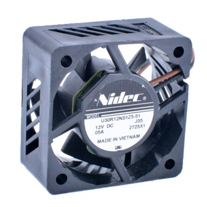 Nidec U30R12NS1Z5-51 12V 0.05A 3cm projector mini fan