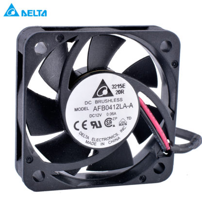 Delta AFB0412LA-A DC12V 0.06A Double ball bearing cooling fan