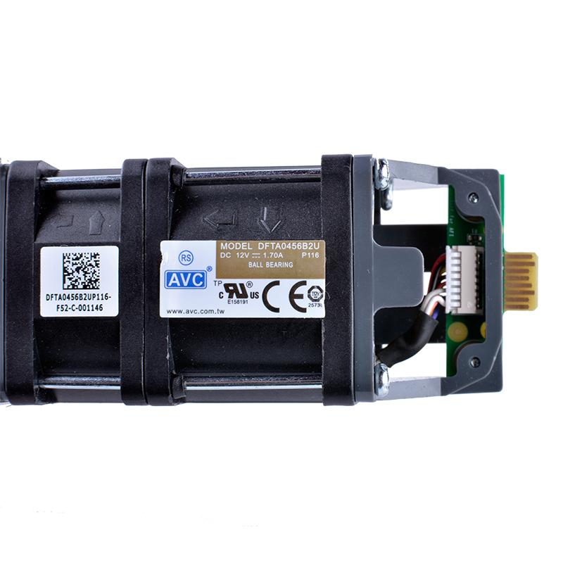 AVC DFTA0456B2U 12V 1.70A Double ball bearing double cooling fan
