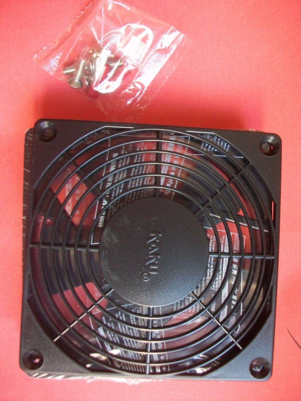KAKU KA1225HA2 AC220V ball bearing metal frame cooling fan