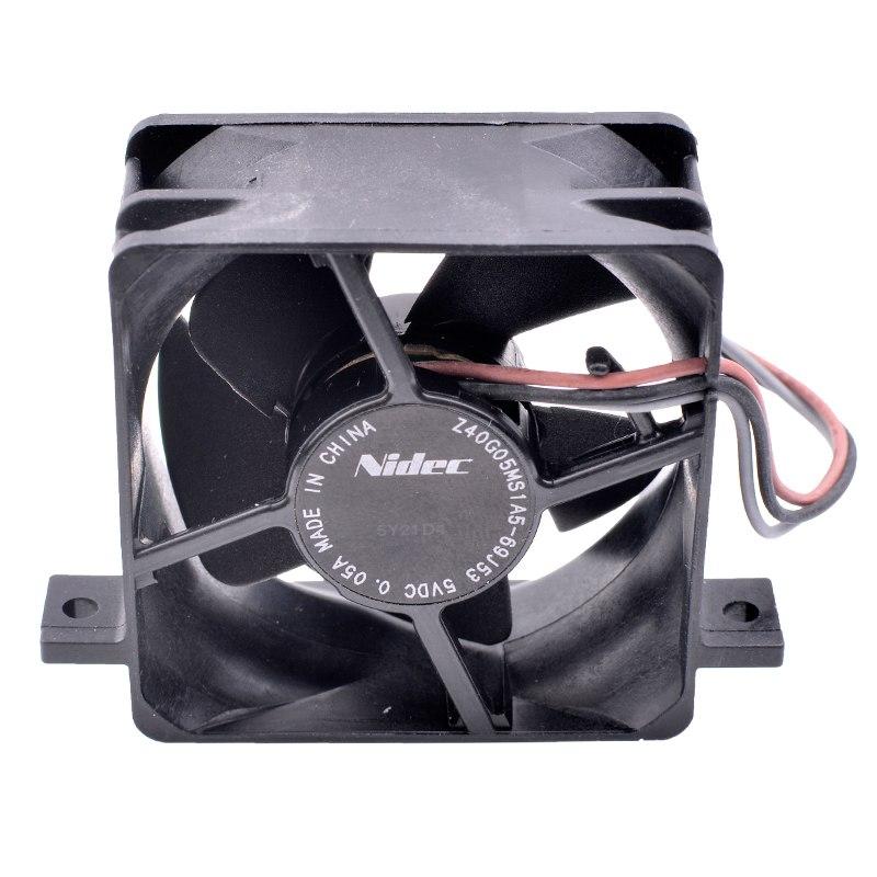 Nidec Z40G05MS1A5-69J53 DC5V 0.05A Small ultra-quiet cooling fan