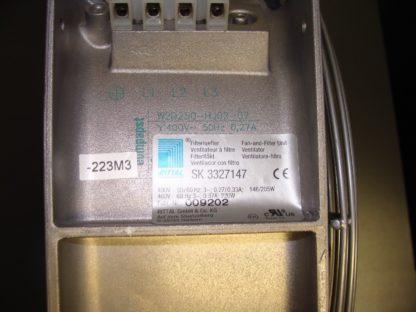 ebmpapst W2D250-HJ02-07 M2D068-DF axial cooling fan