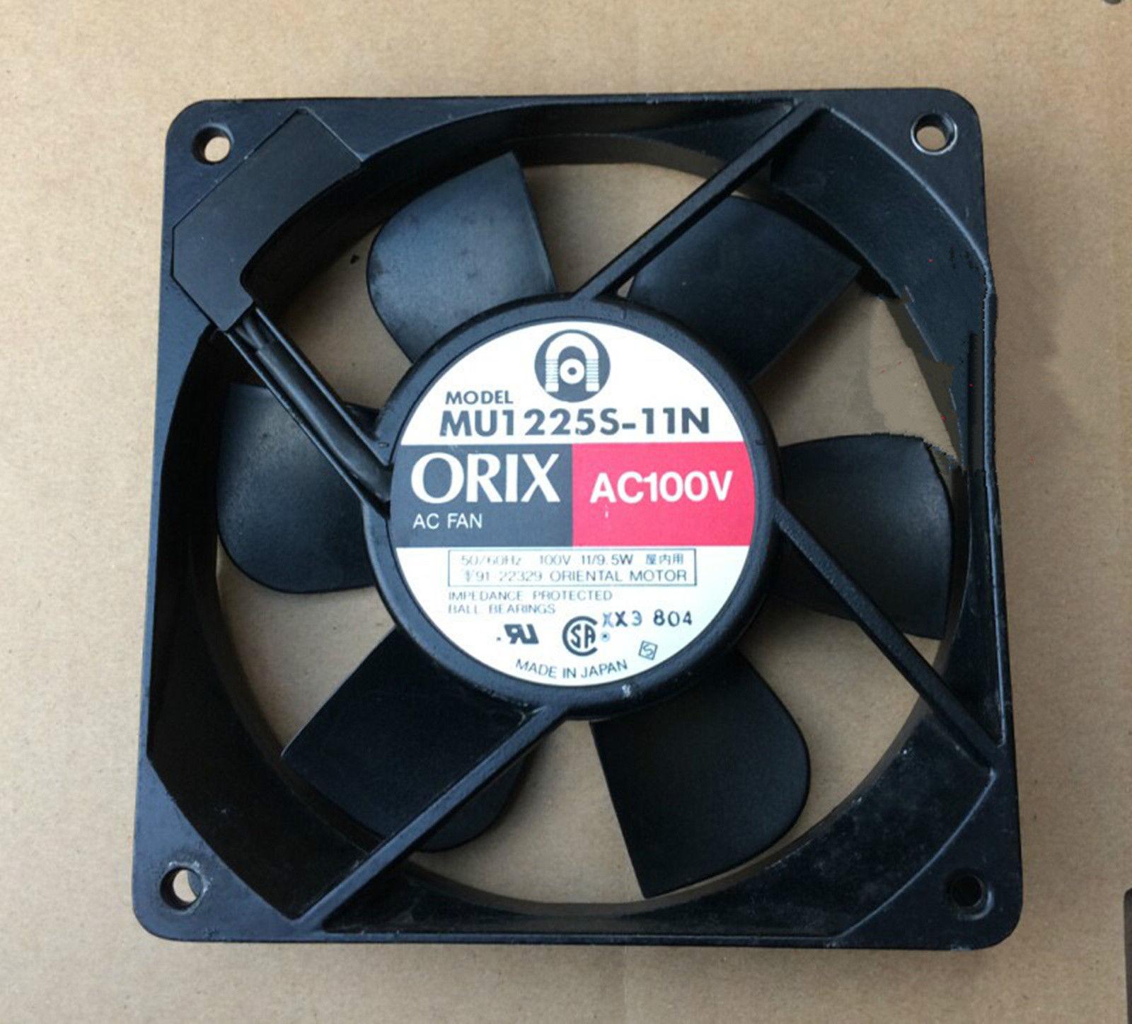 ORIX MU1225S-11N  AC100V 11/9.5W  AC  fan