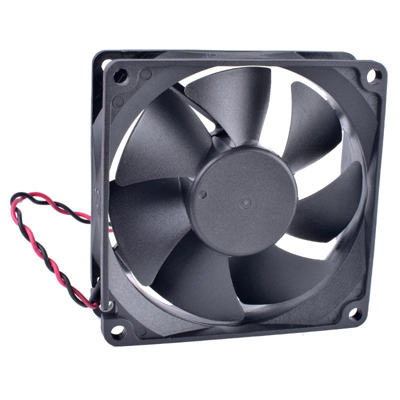 Y.S.TECH FD128025HB-N DC12V 0.20A Double ball bearing Brushless fan