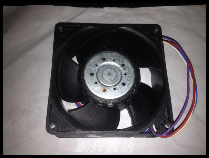 ebmpapst 3218J/2HP-199/A01  48V 10.4W 4wire cooling fan