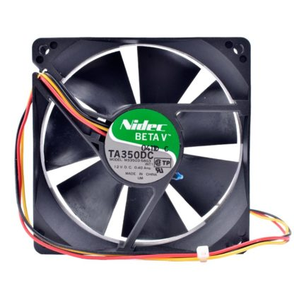 Nidec M33503-58G3 12V 0.40A CPU cooling fan