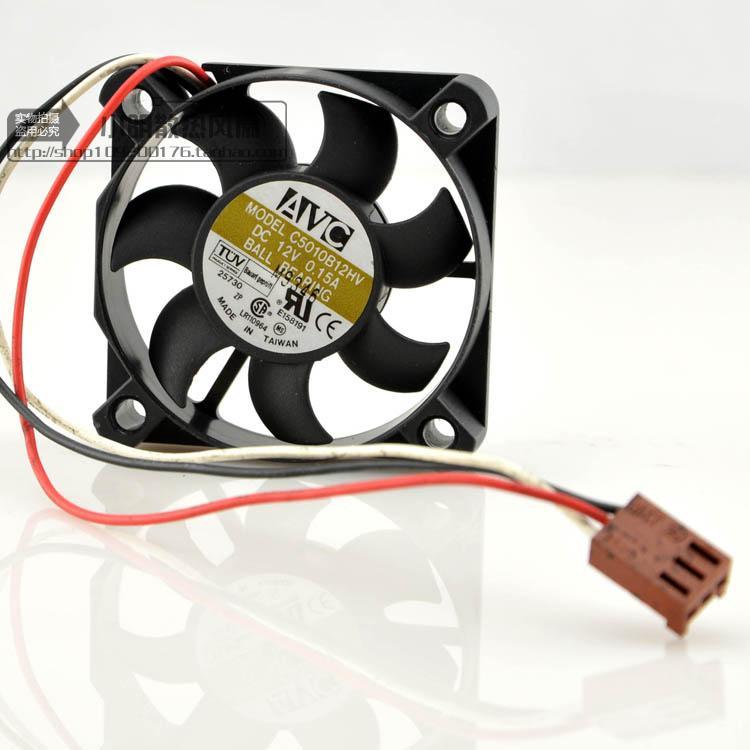 AVC C5010B12HV DC12V 0.15A cooling fan