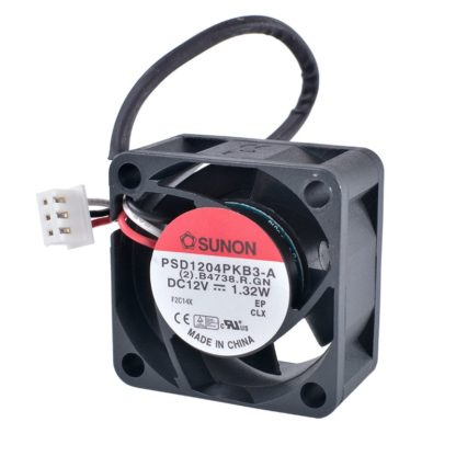 SUNON PSD14PKB3-A DC12V 1.32W Double ball bearing fan