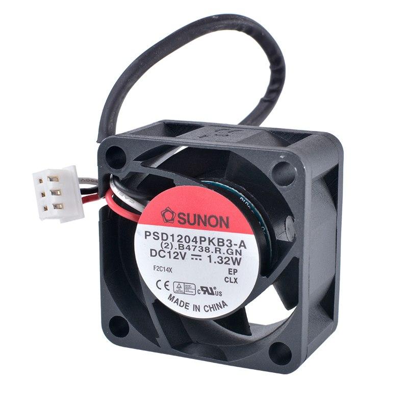 SUNON PSD14PKB3-A DC12V 1.32W Double ball bearing fan