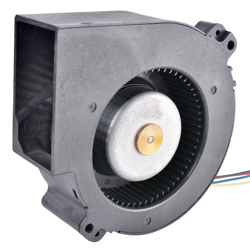 Nidec A35397-35BRA 12V 2.70A  Centrifugal turbine blower