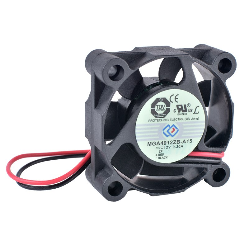 MAGIC MGA4012ZB-A15 12V 0.2A 2-wire double ball bearing cooling fan