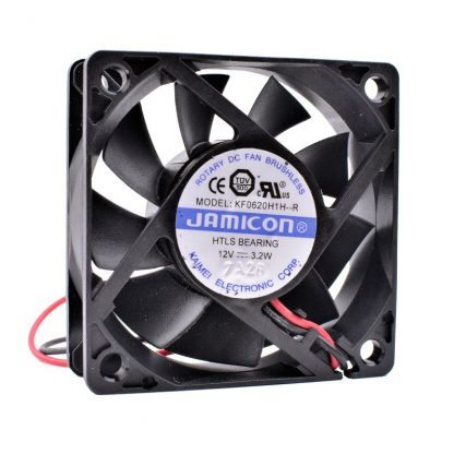 JAMICON KF0620H1H 12V 3.2W Large amount of air cooling fan