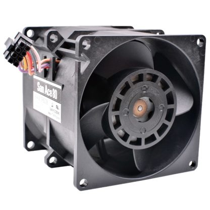 Sanyo 9CRA0812P8G008 DC12V 5.3A car booster violence powerful server fan