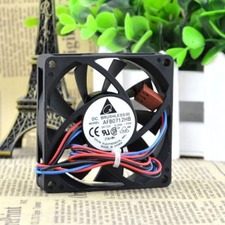 AVC F4020B12H 12V 0.17A 2-Wire double ball bearing cooling fan