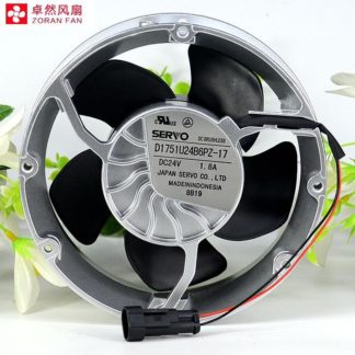 Royal Fan R127CG [V1] 200~230VAC 15~22W ball bearing fan