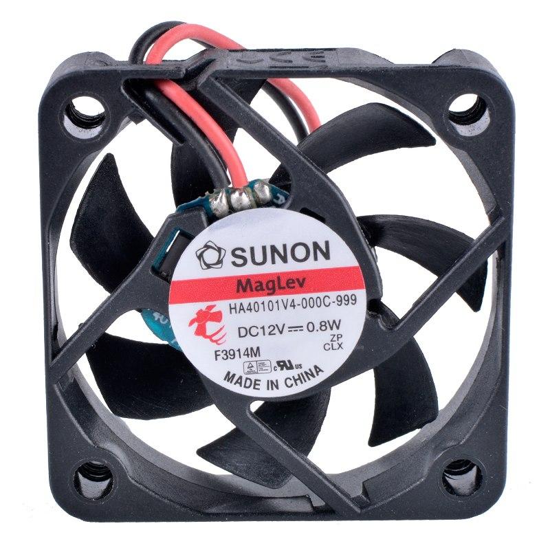 SUNON HA40101V4-000C-999 12V 0.8W Cooling fan