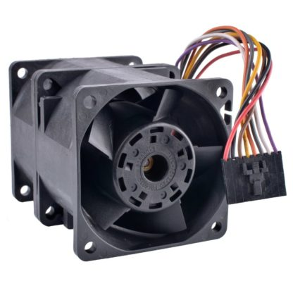Sanyo 9CR0612P0J50 DC12V 4A car motorcycle modified flow fan