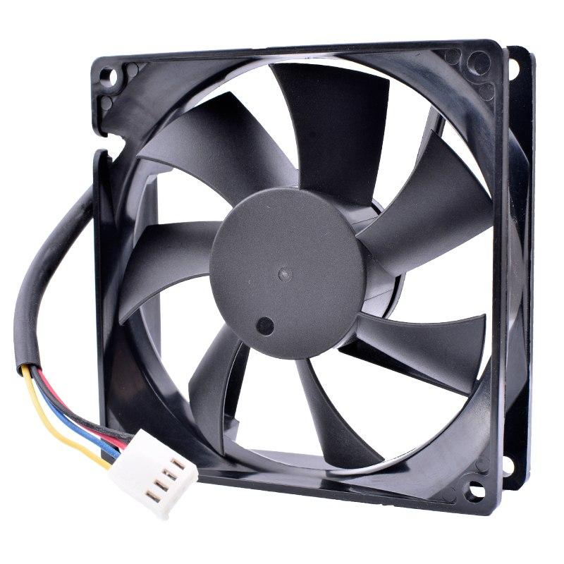 JMC 9025-12HS HAPW 12V 0.50A 4-pin pwm cpu cooling fans