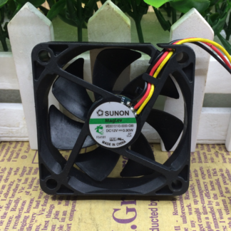 SUNON ME60151V3-0000-G99 DC12V 0.90W 3wires cooling fan