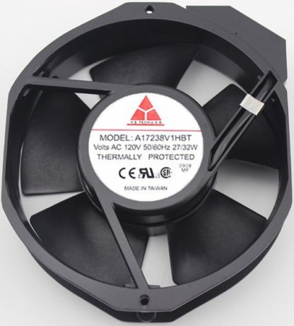 Y.S.TECH A17238V1HBT AC120V Ball Bearing cooling fan