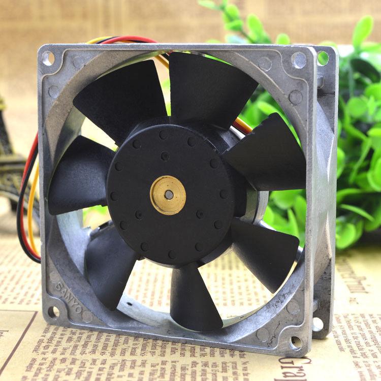 Sanyo 109L0948H482 9CM DC48V IPC Inverter Aluminum Frame Fan