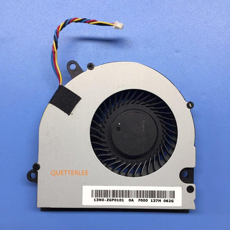 DFS531005PL0T 4PINS CPU cooling fan for Asus U41 U41J U41JF Series laptop cpu fan