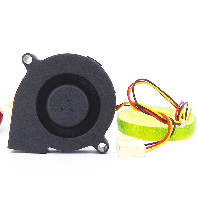 SUNON GB1205PHV1-8AY DC12V 1.2W 3-wire magnetic suspension bearing cooling fan