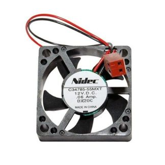 NMB 2410ML-01W-B39-XA1 5VDC/5V 3pin/Wire Ball Bearing Fan