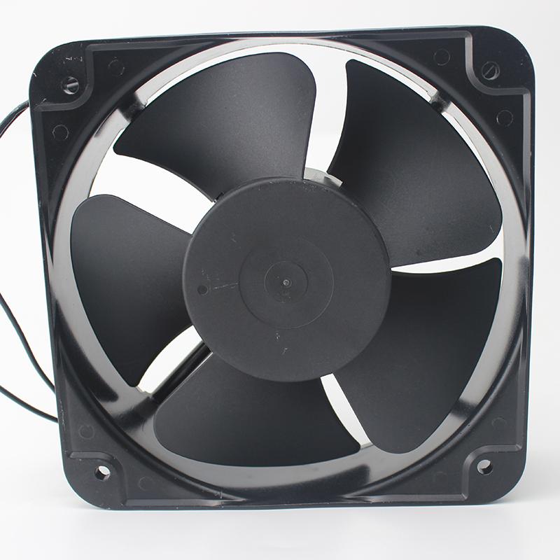 DOSSY DX/DS20060ABHL AC220V AC380V 65W Axial AC fan
