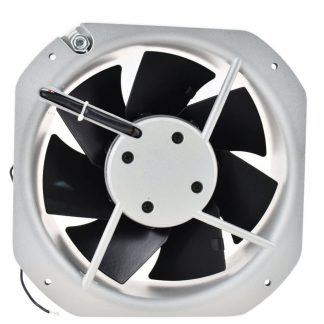 COSTECH C22S23HKBD00 218*83 ECOFIT 2VRE15 230V metal cooling fan