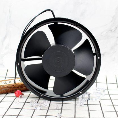 Maxair BT220 22060B2H 220V 40W Round Bearing AC Cooling Fan