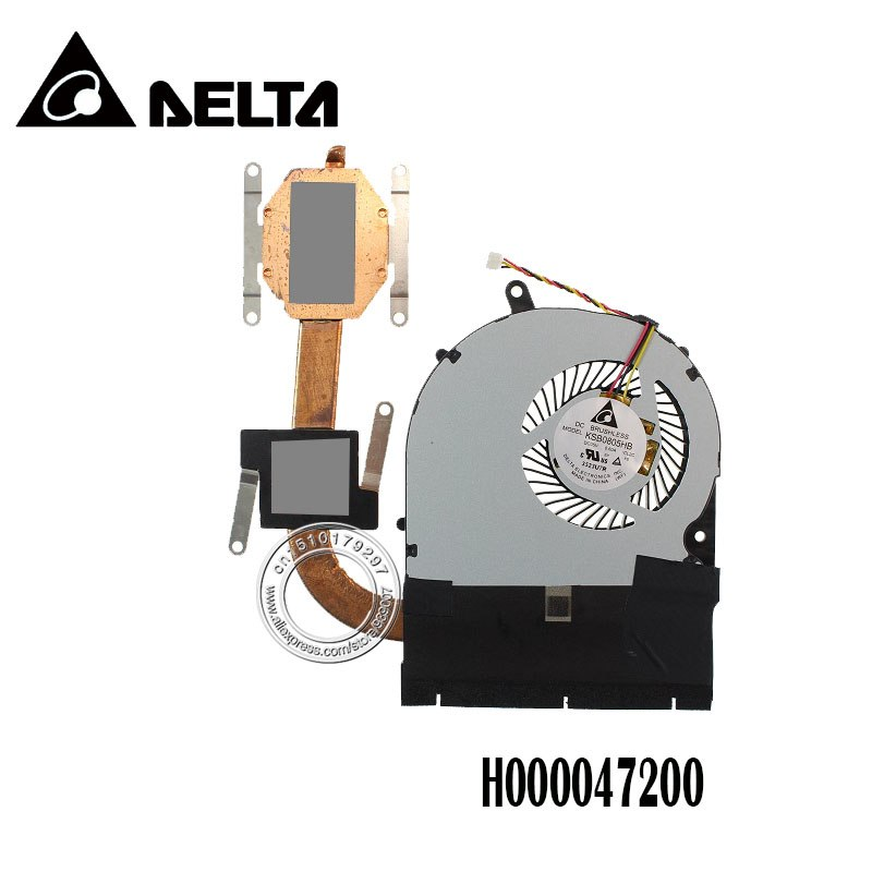 DELTA H000047200 TOSHIBA P50 cooling fan