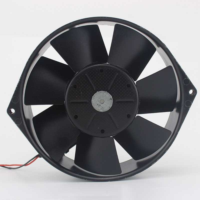 EBM Papst 7114N DC 24V 12W 150x38mm 2-wires axial cooling Fan