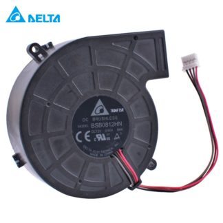Ebm Papst W2S130-AA03-71 AC 230V 39~45W 172x150x55mm Server Round Cooling Fan
