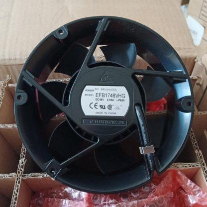 Delta EFB1748VHG DC48V 0.83A 172x51MM  2Lines Inverter axial Cooling Fan