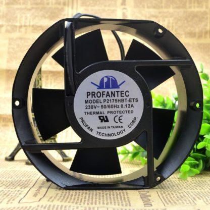 PROFANTEC P2175HBL-ETS 17251 220V 0.12A Inverter Cooling fan